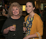 Sueann Bawden and Nicole Beck during the Nevada Humane Society's 3rd  annual Heels & Hounds event at the Atlantis Resort and Spa in Reno on April 9, 2017.