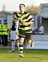 08/11/2009  Copyright  Pic : James Stewart.sct_jspa22_falkirk_v_celtic  . :: SCOTT MCDONALD CELEBRATES AFTER HE SCORES CELTIC'S SECOND :: .James Stewart Photography 19 Carronlea Drive, Falkirk. FK2 8DN      Vat Reg No. 607 6932 25.Telephone      : +44 (0)1324 570291 .Mobile              : +44 (0)7721 416997.E-mail  :  jim@jspa.co.uk.If you require further information then contact Jim Stewart on any of the numbers above.........