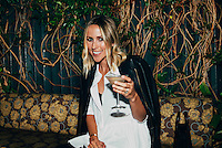 Jacey Duprie at Damsel in Dior, Jacey Duprie, and Absolute ELYX Event at Bar Marmont on Oct. 16, 2014 (Photo by Tiffany Chien/Guest Of A Guest)