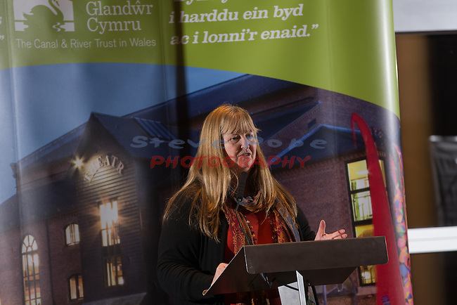 Canal &amp; River Trust Meeting<br /> Senedd<br /> 03.02.15<br /> &copy;Steve Pope -FOTOWALES