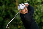 Chinnarat Phadungsil of Thailand tees off the 15th hole during the 58th UBS Hong Kong Golf Open as part of the European Tour on 09 December 2016, at the Hong Kong Golf Club, Fanling, Hong Kong, China. Photo by Marcio Rodrigo Machado / Power Sport Images