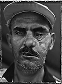 Islahiye, August- September 2012, Turkey<br /> Muhammad Al-Ayman - Syrian refugees<br /> (Photo by Filip Cwik / Napo Images )<br /> <br /> PICTURE TAKEN ON NEGATIVES POLAROID 55<br /> <br /> Islahiye, sierpien-wrzesien 2012 Turcja<br /> Muhammad Al-Ayman <br /> (fot. Filip Cwik / Napo Images)