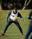 15.03.2019 Rangers training: Jermain Defoe