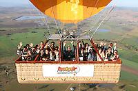 20151021 October 21 Hot Air Balloon Gold Coast