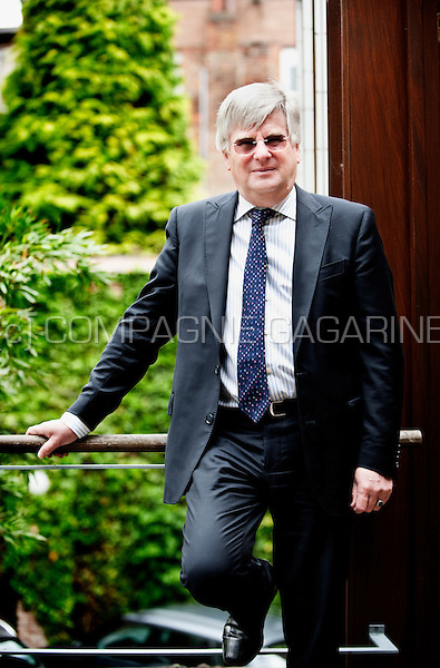 Dr Jos B. Peeters, managing partner of Capricorn Venture Partners (Belgium, 22/06/2012)