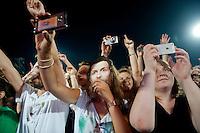 Pescara 10/07/2013: Concerto di Lorenzo Cherubini, in arte Jovanotti, nello stadio Adriatico di Pescara. Foto Adamo Di Loreto/BuenaVista*photo