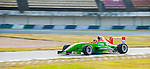 William Lok of Hong Kong and Eurasia Motorsport drives during the Formula Masters China Series as part of the 2015 Pan Delta Super Racing Festival at Zhuhai International Circuit on September 19, 2015 in Zhuhai, China.  Photo by Moses Ng/Power Sport Images