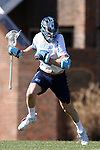 06 February 2016: North Carolina's Jake Matthai. The University of North Carolina Tar Heels hosted the University of Michigan Wolverines in a 2016 NCAA Division I Men's Lacrosse match. UNC won the game 20-10.