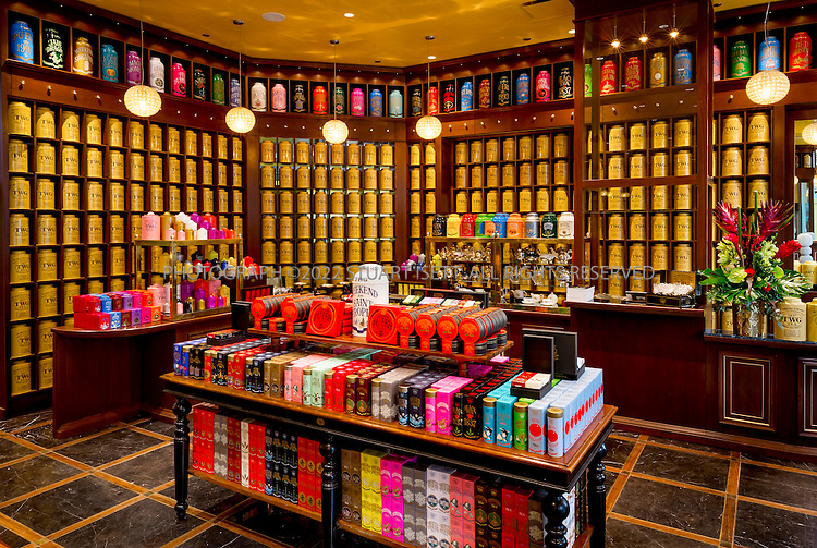 12/6/2016 &mdash; Vancouver, BC, Canada<br /> <br /> <br /> The new TWG Tea Salon &amp; Boutique in Vancouver, BC, opens at 1070 W Georgia St, Vancouver, BC.<br /> <br /> Photograph by Stuart Isett