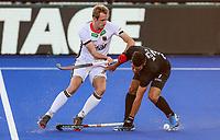 Nick Ross. Pro League Hockey, Vantage Blacksticks v Germany. Nga Puna Wai Hockey Stadium, Christchurch, New Zealand. Friday 15th February 2019. Photo: Simon Watts/Hockey NZ