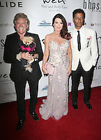 Los Angeles, CA - NOVEMBER 03: Ken Todd, Lisa Vanderpump, Eric Benét at The Vanderpump Dogs Foundation Gala in Taglyan Cultural Complex, California on NOVEMBER 03, 2016. Credit: Faye Sadou/MediaPunch