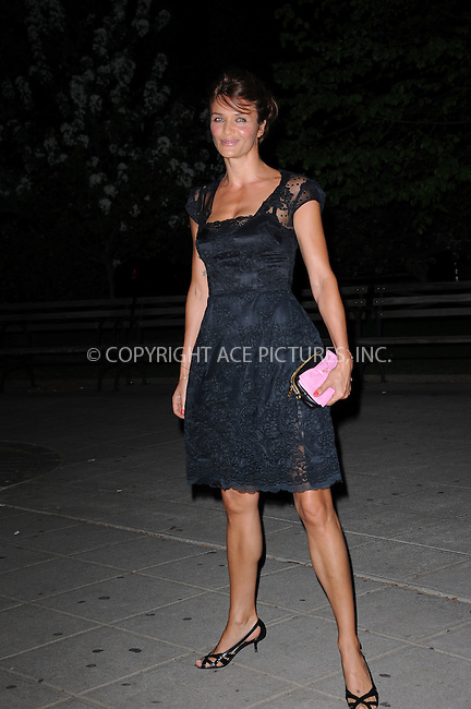 WWW.ACEPIXS.COM . . . . . .April 27, 2011...New York City...Helena Christensen attends the Vanity Fair party during the 10th annual Tribeca Film Festival at State Supreme Courthouse on April 27, 2011 in New York City....Please byline: KRISTIN CALLAHAN - ACEPIXS.COM.. . . . . . ..Ace Pictures, Inc: ..tel: (212) 243 8787 or (646) 769 0430..e-mail: info@acepixs.com..web: http://www.acepixs.com .