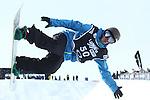 2011 FIS Snowboard World Cup  Championships , halfpipe qualification men's, La Molina. Picture show Oriol Fargas ESP FIS SNOWBOARD WORLD CHAMPIONS LA MOLINA