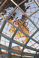 THIS IMAGE IS AVAILABLE EXCLUSIVELY FROM GETTY IMAGES<br /> <br /> PLEASE SEARCH FOR IMAGE # sb10062249d-001 ON WWW.GETTYIMAGES.COM<br /> <br /> The Unisphere, Steel Globe Built for the 1964-65 World's Fair, Flushing Meadow Corona Park, Queens, New York City, New York State, USA