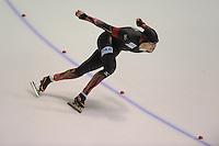 SPEEDSKATING: CALGARY: Olympic Oval, 25-02-2017, ISU World Sprint Championships, 1000m Men, Joel Dufter (GER), ©photo Martin de Jong