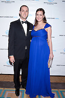 Michael Gold and Susana Gold attend The Boys and Girls Club of Miami Wild About Kids 2012 Gala at The Four Seasons, Miami, FL on October 20, 2012