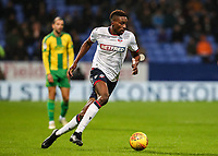 Bolton Wanderers' Sammy Ameobi breaks<br /> <br /> Photographer Andrew Kearns/CameraSport<br /> <br /> The EFL Sky Bet Championship - Bolton Wanderers v West Bromwich Albion - Monday 21st January 2019 - University of Bolton Stadium - Bolton<br /> <br /> World Copyright © 2019 CameraSport. All rights reserved. 43 Linden Ave. Countesthorpe. Leicester. England. LE8 5PG - Tel: +44 (0) 116 277 4147 - admin@camerasport.com - www.camerasport.com