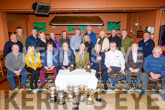 Members of the Ballyheigue Race Committee launch their annual Ballyheigue Race meeting in Ballyheigue on Sunday.
