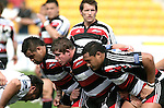 Steelers front row Simon Lemalu, Grant Henson & Sekope Kepu during the Air New Zealand Cup rugby game between Counties Manukau & Hawkes Bay played at Mt Smart Stadium, 30th of September 2006. Hawkes Bay won 30 - 29.