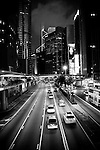 Hong Kong, Streets, Roads