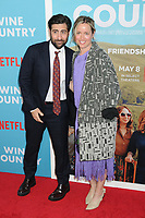 "Jason Schwartzman and Brady Cunningham at the World Premiere of ""WINE COUNTRY"" at the Paris Theater in New York, New York , USA, 08 May 2019"