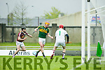 On Goal Kerry's Michael O'Leary in the   Leinster Senior Hurling Championship Round Robin Group, Round 2,  Kerry V Westmeath    on Saturday at Tralee's Austin Stack Park on Saturday