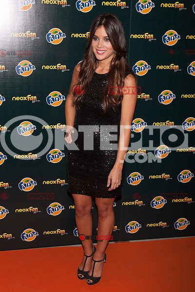 Marta Marquez poses during Neox Fan Awards ceremony photocall in Madrid, Spain. October 08, 2014. (ALTERPHOTOS/Victor Blanco)