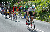 2016 Tour of Britain<br /> Stage 2, Carlisle to Kendal<br /> 5 September 2016<br /> Steele Van Hoff, One Pro Cycling