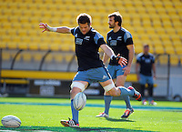 140912 Rugby Championship - All Blacks Captain's Run