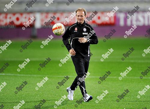 2011-09-21 / Voetbal / seizoen 2011-2012 / Beerschot AC / Wim de Corte..Foto: Mpics