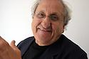 Abraham Yehoshua, israeli writer, at Milanesiana, literary music and movie festival, in Milan, July 1, 2008.