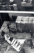 "United States Department of Defense released its 1985 assessment of Soviet Military Power at the Pentagon in Washington, DC on April 2, 1985.  The release stated ""The Soviet space plane may well have an anti-satellite mission when operational is shown as it is being recovered from an unmanned test flight.""<br /> Credit: Department of Defense via CNP"