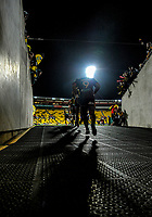 The Chiefs run out for the Super Rugby match between the Hurricanes and Chiefs at Westpac Stadium in Wellington, New Zealand on Friday, 13 April 2018. Photo: Dave Lintott / lintottphoto.co.nz