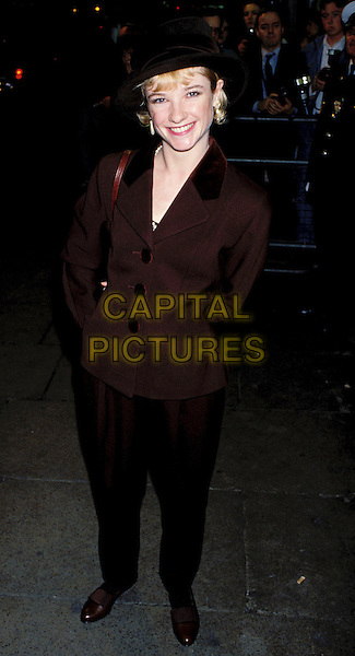 JANE HORROCKS.hat.Ref: 026.www.capitalpictures.com.sales@capitalpictures.com.©Capital Pictures