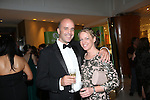 Ty Hafan Star Ball Hilton<br /> Cardiff Hilton<br /> Paul McCutcheon &amp; Poppy Malcolmson<br /> 27.09.13<br /> <br /> &copy;Steve Pope-FOTOWALES