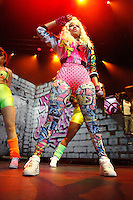Nicki Minaj headlines Wired 96.5 Fest at The Susquehanna Bank Center in Camden, New Jersey on June 1, 2012  © Star Shooter / MediaPunchInc