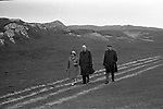 President Charles De Gaulle of France on a visit to Sneem in County Kerry in 1969.<br /> Photros copyright by Donal MacMonagle<br /> www.macmonagle.com<br /> <br /> e: info@macmonagle.com
