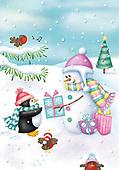 Sharon, CHRISTMAS SANTA, SNOWMAN, WEIHNACHTSMÄNNER, SCHNEEMÄNNER, PAPÁ NOEL, MUÑECOS DE NIEVE, GBSS, paintings+++++,GBSSC50XJ4,#X#