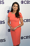 Reen Ninan arrives at the CBS Upfront at The Plaza Hotel in New York City on May 17, 2017.