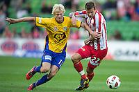 A-League - 2010 - Rd11 - Heart v Gold Coast