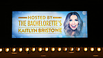 "Theatre Marquee unveiling for  ""Home For The Holidays"" starring Kaitlyn Bristowe at August Wilson Theatre Theatre on November 3, 2017 in New York City."
