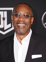 13 November  2017 - Hollywood, California - Joe Morton. &quot;Justice League&quot; Los Angeles Premiere held at The Dolby Theater in Hollywood. <br /> CAP/ADM/BT<br /> &copy;BT/ADM/Capital Pictures