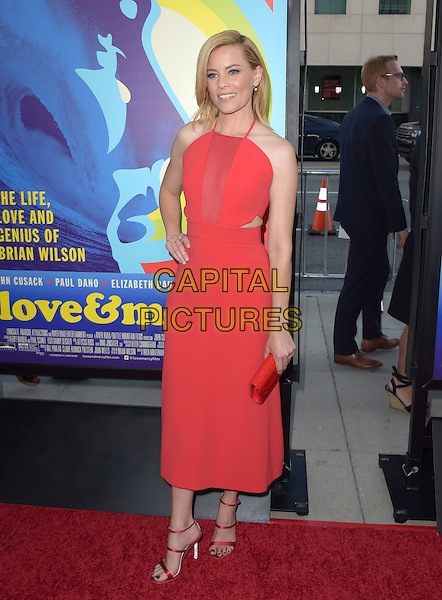 Elizabeth Banks attends The Lionsgate L.A. Premiere of Love &amp; Mercy held at AMPAS  in Beverly Hills, California on June 02,2015                                                                               <br /> CAP/RKE/DVS<br /> &copy;DVS/RockinExposures/Capital Pictures