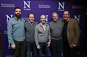 Northwestern University on Broadway, March 19, 2017,<br /> <br /> Photo by Bruce Gilbert
