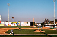 "Ballparks: San Bernardino ""The Ranch"". View of right field."