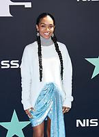 LOS ANGELES, CALIFORNIA - JUNE 23: Yara Shahidi attends the 2019 BET Awards on June 23, 2019 in Los Angeles, California. Photo: imageSPACE/MediaPunch