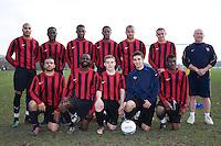 Essex Sunday Football Combination 2011-12