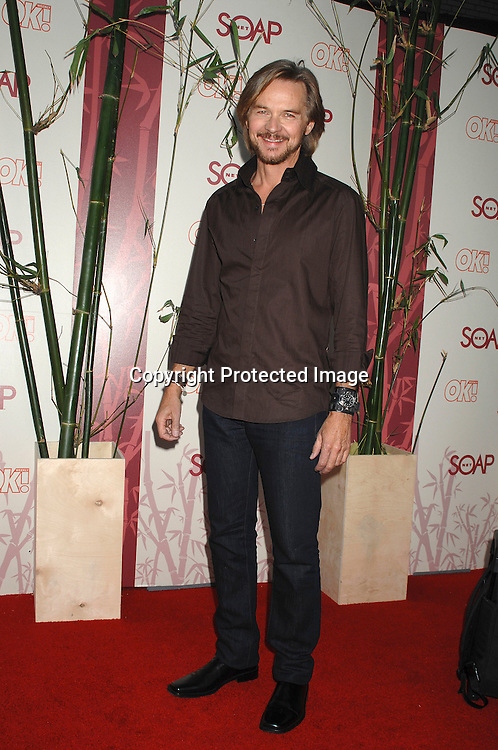 "Stephen Nichols ..arriving at The SOAPnet's ""Night Before Party"" for the ..nominees of the 2007 Daytime Emmy Awards on            June 14, 2007 at Boulevard3 in Hollywood, California...Robin Platzer, Twin Images........212-935-0770"