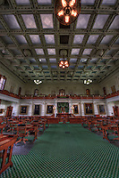 Texas Senate chamber, Texas State Capital