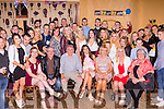 Twenty one wishes<br /> --------------------------<br /> Karen Harty, Ballyheigue, seated centre, had a great night celebrating her 21st birthday along with many friends and family in the White Sands hotel, Ballyheigue.
